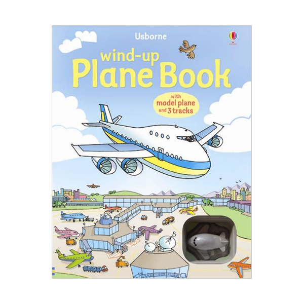 Wind-up Plane (Board Book)