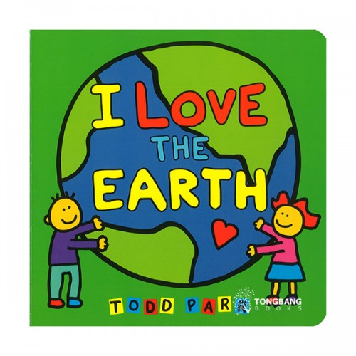 I Love the Earth (Board book)