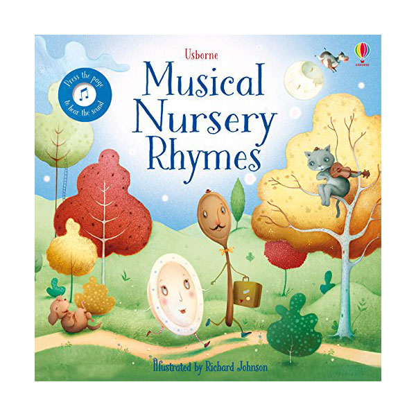 Musical Nursery Rhymes (Sound Board book, 영국판)