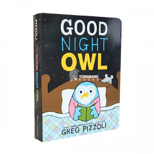 RL 1.7 : Good Night Owl (Board book)