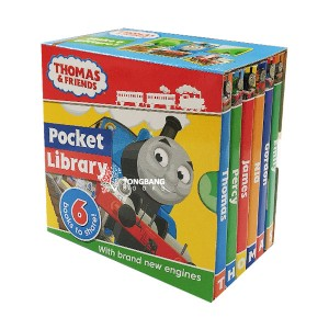 Thomas & Friends : Pocket Library (Board Book)
