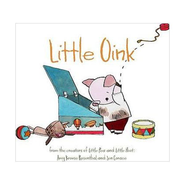 Little Oink (Hardcover)