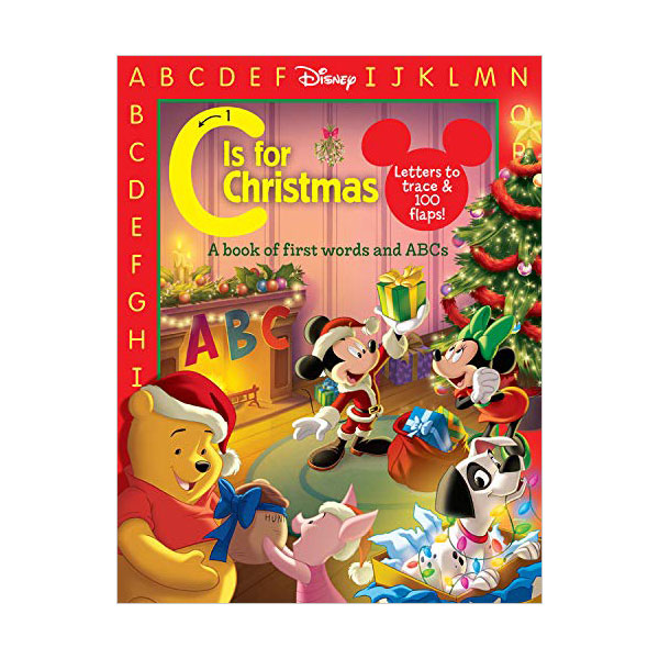 C Is for Christmas (Board book)
