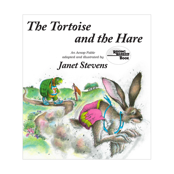 An Aesop Fable : The Tortoise and the Hare (Paperback)