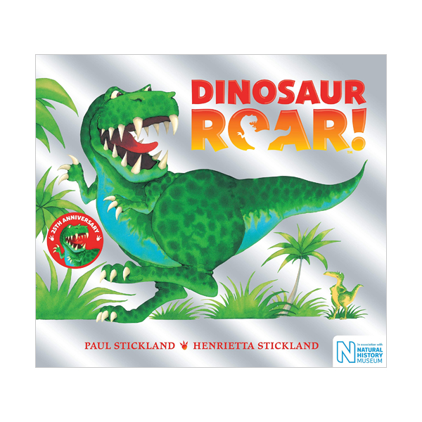 Dinosaur Roar : 25th Anniversary Edition (Paperback, 영국판)