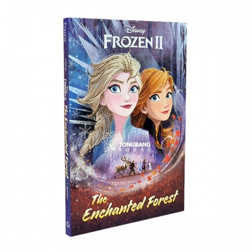 ☆윈터세일☆Disney Frozen 2 : The Enchanted Forest (Paperback)