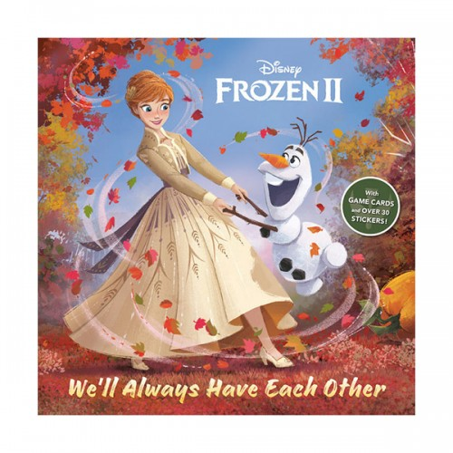 ★키즈코믹콘★Disney Frozen 2 : We'll Always Have Each Other (Paperback)