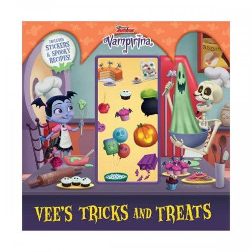 Vampirina Vee's Tricks and Treats (Paperback)