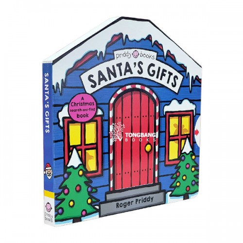 [베스트★] Search and Find : Santa's Gifts (Board book)