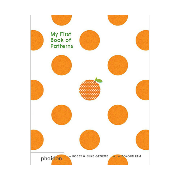 My First Book of Patterns (Board book, 영국판)