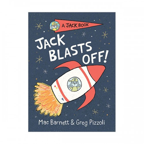 A Jack Book #02 : Jack Blasts Off (Hardcover)