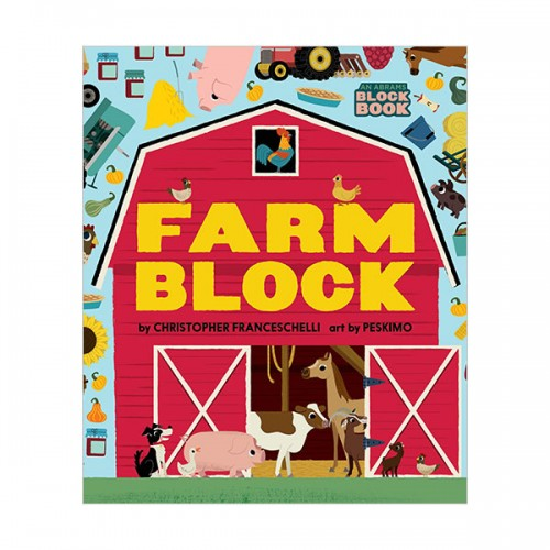 Farmblock : Block Book (Board book)