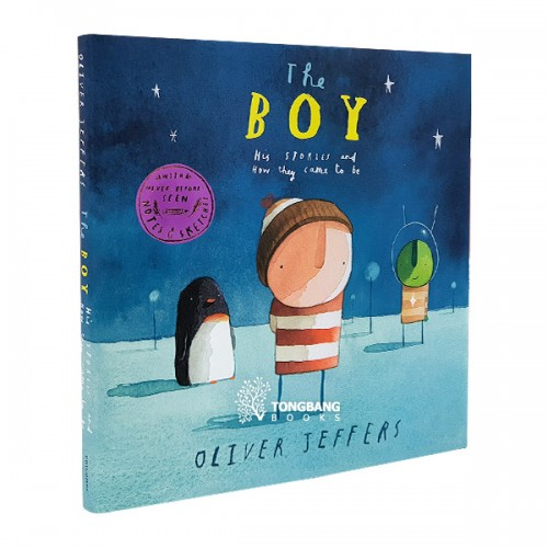 [정가인하] The Boy : His Stories and How They Came to Be (Hardcover)