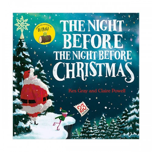 The Night Before the Night Before Christmas (Hardcover, 영국판)