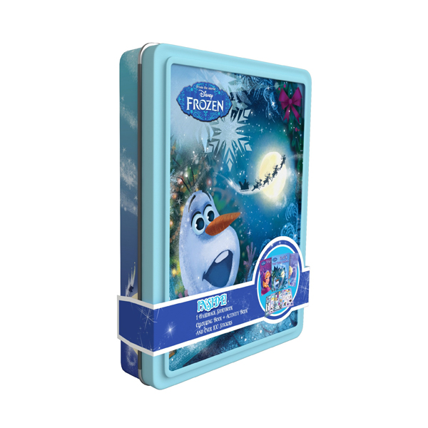 Happy Tin : Disney Frozen Olaf (Happy Tin)