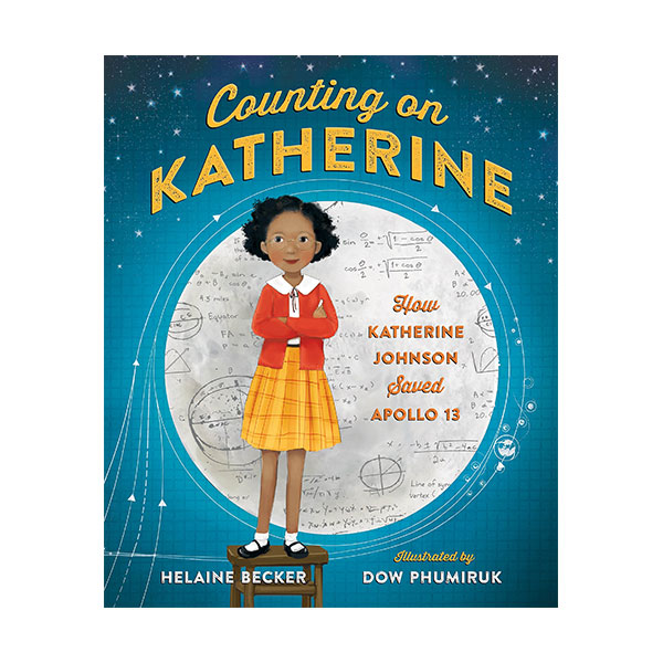 [모닝캄 2019-2020] Counting on Katherine (Hardcover)
