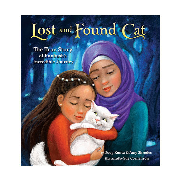 [모닝캄 2019-20] Lost and Found Cat (Hardcover)