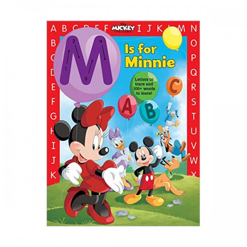 M Is for Minnie (Board book)