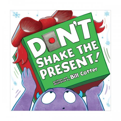 Don't Shake the Present! (Board book)