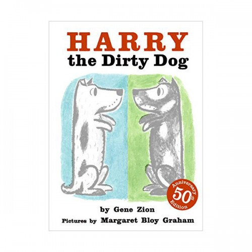 Harry the Dog #01 : Harry the Dirty Dog (Paperback)