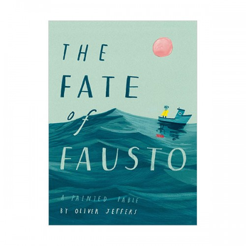 The Fate of Fausto (Hardcover, 영국판)