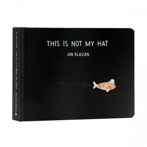 [2013 칼데콧] This is Not My Hat (Board Book, Caldecott)