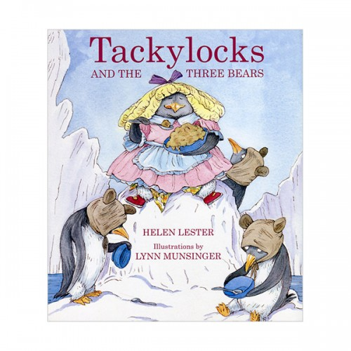 Tackylocks and the Three Bears (Paperback)