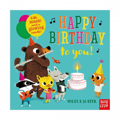 Happy Birthday to You! (Sound Board Book)