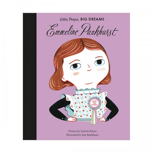 Little People, Big Dreams : Emmeline Pankhurst (Hardcover, 영국판)