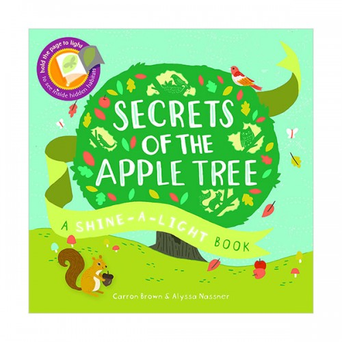 Secrets of the Apple Tree : A shine-a-light book (Paperback, 영국판)