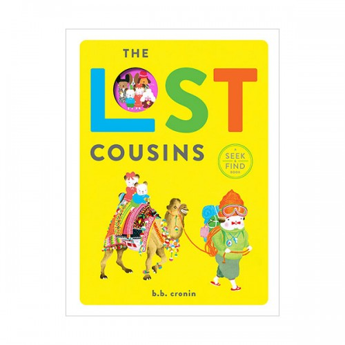 [★NYT선정★2019 올해의 그림책] The Lost Cousins (Hardcover)