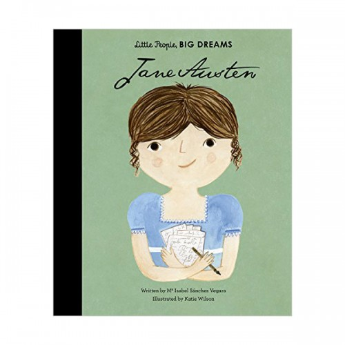 Little People, Big Dreams : Jane Austen (Hardcover, 영국판)