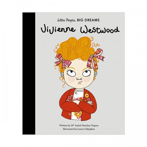 Little People, Big Dreams : Vivienne Westwood (Hardcover, 영국판)
