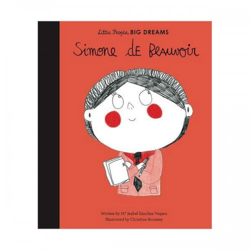Little People, Big Dreams : Simone de Beauvoir (Hardcover, 영국판)
