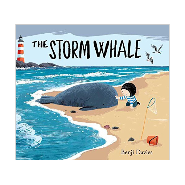The Storm Whale (Paperback, 영국판)