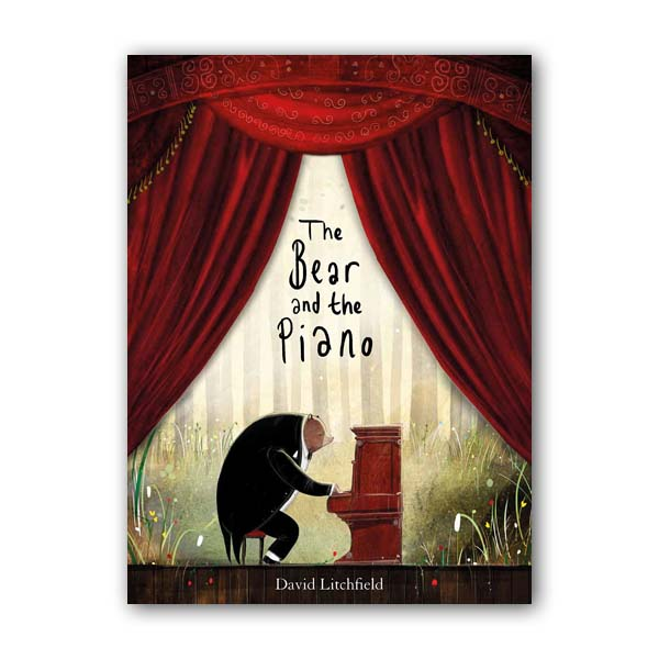 RL 3.5 : The Bear and the Piano (Paperback, 영국판)