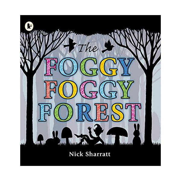 The Foggy, Foggy Forest (Paperback, 영국판)