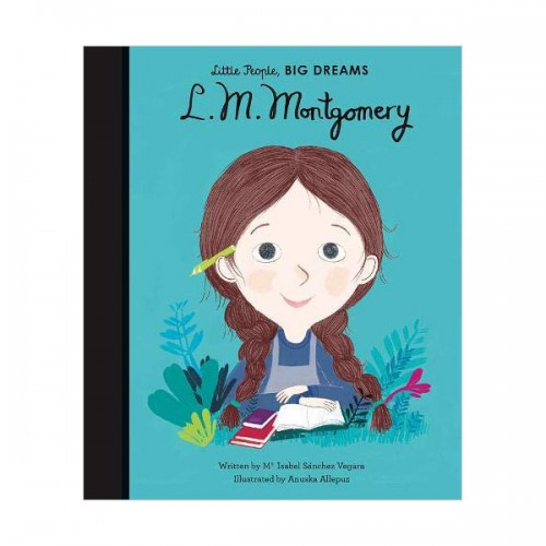 Little People, Big Dreams : L. M. Montgomery (Hardcover, 영국판)