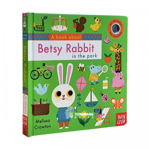 A Book About Betsy Rabbit (Board book, 영국판)