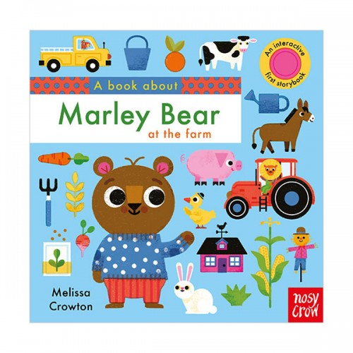 A Book About Marley Bear at the Farm (Board book, 영국판)