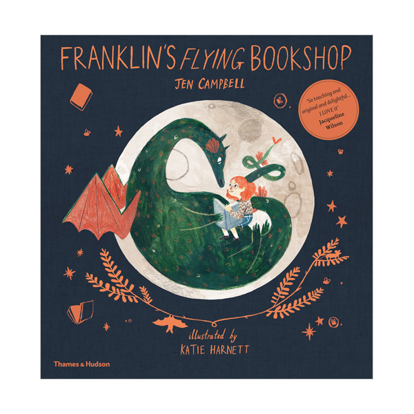 Franklin's Flying Bookshop (Paperback, 영국판)