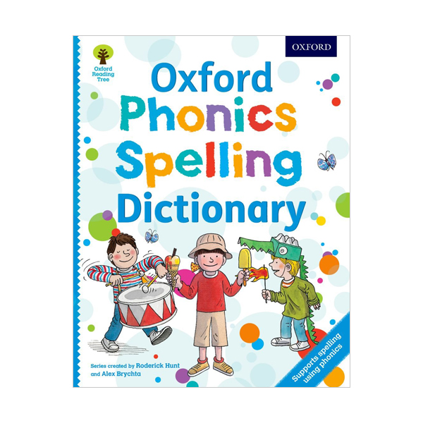 Oxford Phonics Spelling Dictionary (Paperback,영국판)