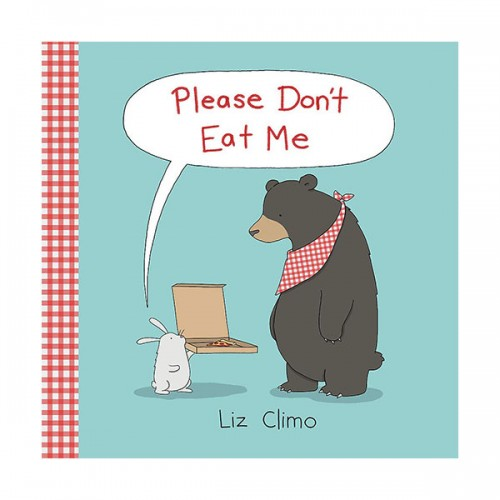 Liz Climo : Please Don't Eat Me (Hardcover)