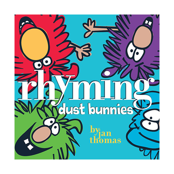 Rhyming Dust Bunnies (Hardcover)