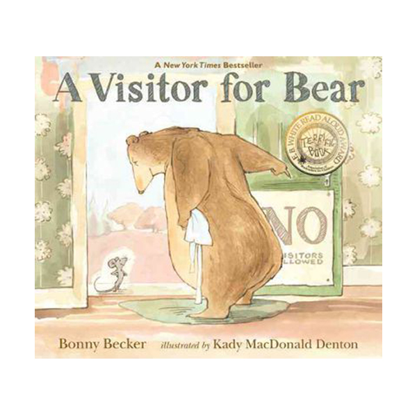 RL 2.7 : Bear and Mouse : A Visitor for Bear (Paperback)