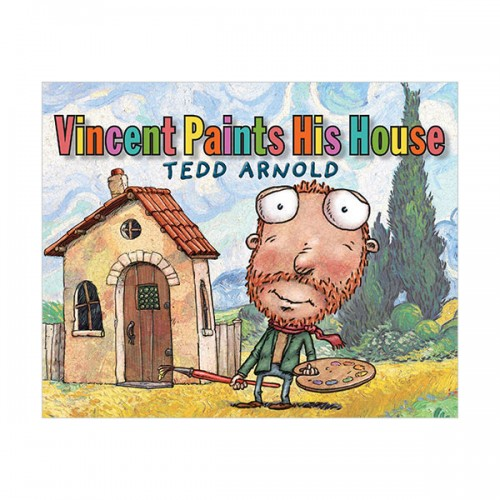 Vincent Paints His House (Paperback)