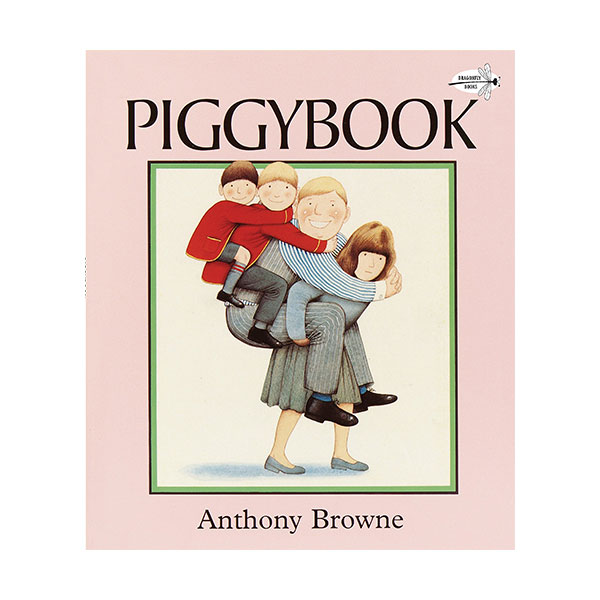 ☆윈터세일☆ Anthony Browne : Piggybook (Paperback)