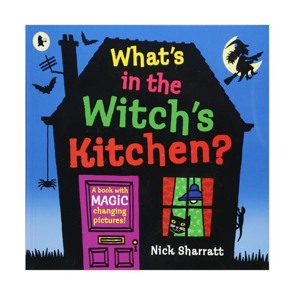 What's in the Witch's Kitchen? (Paperback, 영국판)