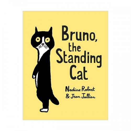 Bruno, the Standing Cat (Hardcover)
