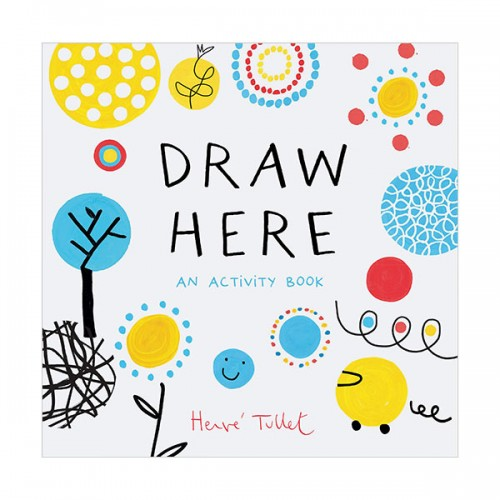 Draw Here : An Activity Book (Paperback)
